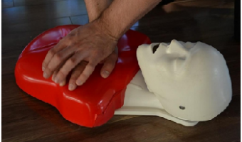 First Aid training and CPR certification
